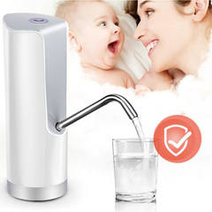 Drinking Water Dispenser Switch with Rechargeable Automatic Electric Water Bottle Dispensers Switch