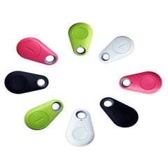 Intelligent Bluetooth Lost-proof Device Mobile Phone Two-way Alarm Children Lost-proof green Water drop