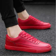 New men's shoes Men's Sneakers Casual men's shoes Vans red 39