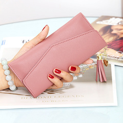 Fashion and Large Capacity of Long-style Lady's Wallet