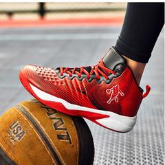 Men's sneakers Men's outdoor non-slip basketball shoes AJ sneakers black 44
