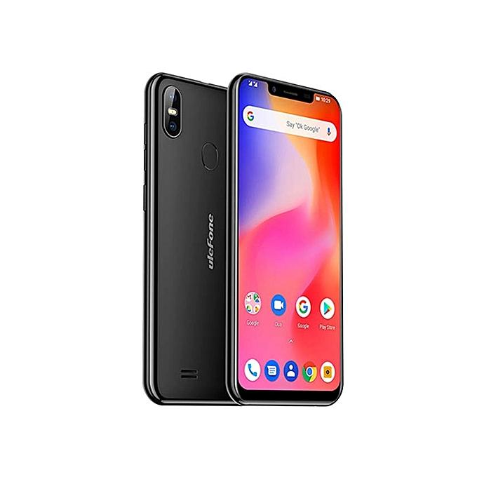 "Ulefone S10 Pro - 5.7"" - 16GB - 2GB RAM, 4G LTE (Dual SIM) Smartphone Black"