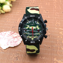 Military Business Watches Men Brand Luxury Sport Digital Leather Band Alloy Quartz Wrist A 40mm