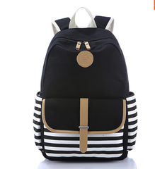 Zebra Stripes Students' Backpack