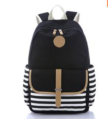 Zebra Stripes Students' Backpack
