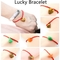 Fashion Bracelet Bangle Anklet Jewelry Lucky Jewellery Red Rope For Women Men(Random delivery) Random Delivery one size