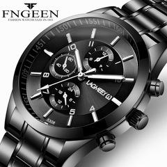 FNGEEN Luminous Waterproof Mechanical Watch Trend Quartz Men's Watch Waterproof Student Men's Watch A one size