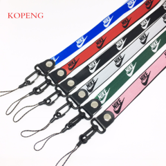 KOPENG cell phone hang rope camera hang rope intercom wrist sound box anti-throw rope Nik   red one size