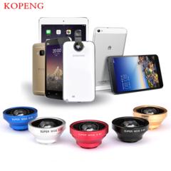 Super wide-angle phone lens shot enhancer phone accessories lens partner golden one size