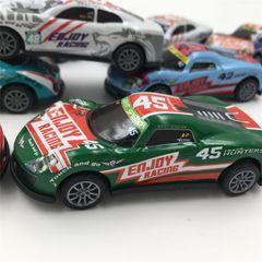 pull-back vehicle 1:64 toy racing car model F1 adult children toy metal car random 8*4*2.5 cm