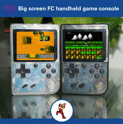 RS-6A game console handheld game machine Tetris for Children Student with gamepad  game controller