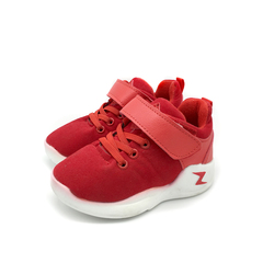 Casual Children Shoes Fashion Glowing Kids Sneakers For Boys and Girls red 36