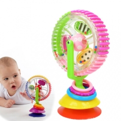 Baby Suction Cup Ferris Wheel Spinning Developmental Toy