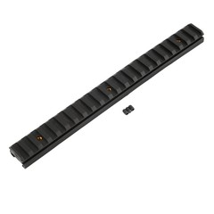 WOR KER 10/19/5/22/3/7/16/15/27.9CM Grooved Rail for Nerf Toy Gun with Track