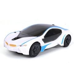 Universal LED Light Music Electric Flashing Cars Children Kids Car Toys Gift