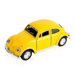 Classic Toys Car Alloy Metal Pull Back Collection Model For Children Gift