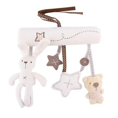 Bed Bells Developmental Toy Kids Baby Soft Toy Animal Musical Toy Lovely