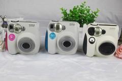 2019 new product original Fujifilm Mini 7C instant film camera for immediate imaging. Pink one size