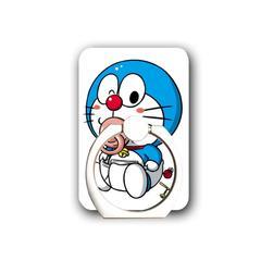 Doreamon Cell Phone Ring Holder-Stand Holder with Most of Smartphones Tablet and Phone Case doreamon one size