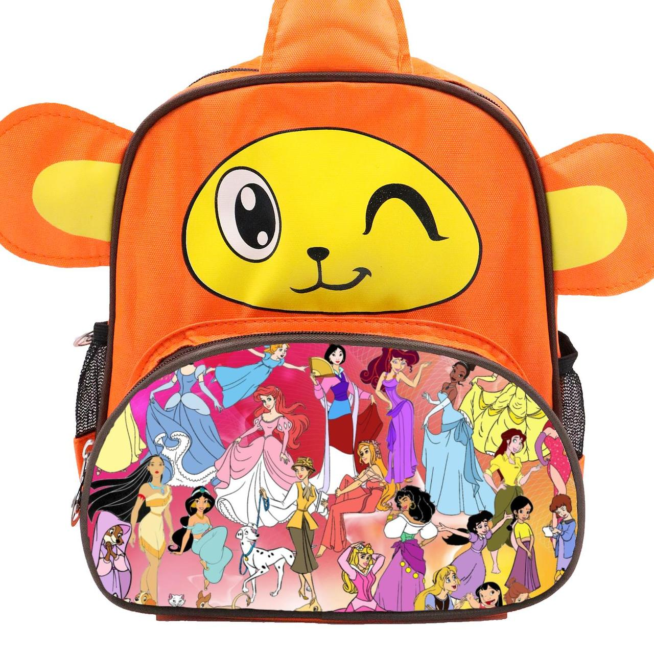 76413ea8ce Disney All Characters Cute Kids Backpack Children s School Bag for ...