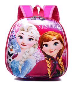 Disney Marvel Mickey Mouse children's backpacks hard shell animation kindergarten cartoon backpack frozen