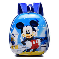 Disney Marvel Mickey Mouse children's backpacks hard shell animation kindergarten cartoon backpack Mickey