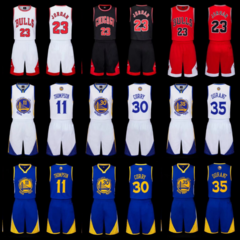 NBA Team Jersey Sport Shirt Suit Waistcoat Short Set (Can DIY Print You Name On) For Men 165-170CM Chicago BULL Michael Jordan White