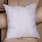 Cotton Pillow Inserts Pillow Cushion Core Square Form Pillow Interior Home Decor Sleeping Pillow White 45*45
