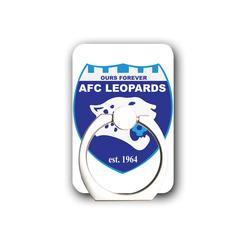 Kenyan Premier League ALL Team Logo Cell Phone Ring Holder-Stand Holder for Smartphones Phone Case AFC Leopards one size
