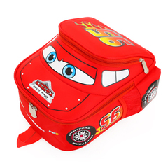 Disney cars cartoon children reduce the burden of backpack waterproof backpack children car1