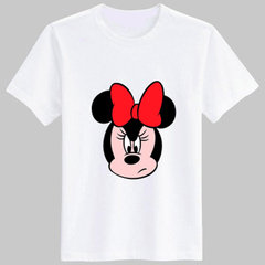 Disney summer Mickey Mouse and Donald Duck cartoon T-shirt with short sleeves and a round neck Mickey series1 k2 80-90cm cotton