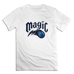 NBA Orlando Magic Men T shirt with round neck short sleeves half sleeve pure cotton loose Orlando Magic1 xxxxl 185-190 cotton