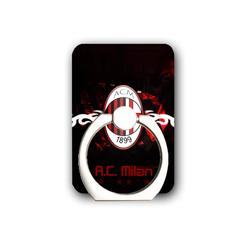 Associazione Calcio Milan Phone Ring Holder-Stand Holder with Most of Smartphones Tablet Phone Case 1 one size