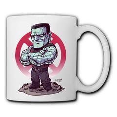 DC Marvel Colossus Mugs men's and women's ceramic mugs home water mugs minimalist office coffee mugs Colossus 350ml