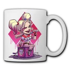 DC Marvel Harley Quinn Mugs men's women's ceramic mug home water mug minimalist office coffee mugs Harley Quinn1 350ml