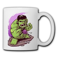 DC Marvel Doctor Hulk Mugs men's women's ceramic mug home water mug minimalist office coffee mugs Hulk 350ml