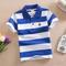 Children's wear boy's short sleeve T shirt pure cotton round collar baby half sleeve polo shirt 1 90cm cotton