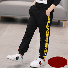 children's Boys' trousers spring autumn style trousers trousers sport trousers  leisure trousers 1 100cm
