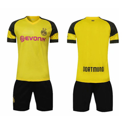Menswear athletic training wear man short-sleeved customised jerseys  football suits 1 100cm cotton