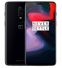 OnePlus 6 Snapdragon 845  AI Dual Camera 20MP+16MP Face ID Unlock Android 8 Smartphone Mobile phone black 128g