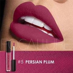 FOCALLURE Waterproof Matte Liquid Lipstick Moisturizer Long Lasting Cosmetic Beauty Makeup #5