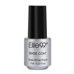 Elite99 Professional 7ml LED UV Base Coat Nail Polish Primer Varnish TRANSPARENT