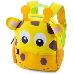 TongChang Colorful Cartoon Animal Design Waterproof Durable Children School Bag