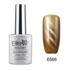 Elite99 Cat Eye 3D Magical Gel Polish Soak Off UV LED Nail Art  Manicure Salon12ml AMBER