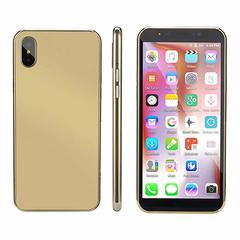 5.72 inch Dual HDCamera Smartphone Quick Charger Android 6.0 IPS FULL Screen gold