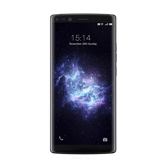 DOOGEE MIX2 5.99-inch fast charging surface unlock 6GB + 128GB Octa Core 4G smartphone four camera black