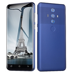Universal Mate20 5.0 inch (4GB RAM + 32GG ROM) Android 6.0 (2MP + 2MP) dual card 3G smartphone blue blue