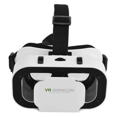 VR SHINECON G05A 3D Glasses for 4.7 - 5.5 inch Phones Eye Protected Virtual Reality Headset White VR glasses VR glasses