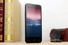 Spot low-priced ultra-thin smartphone support multi-language black
