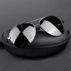 New men's and women's fashion casual travel sunglasses sunglasses black onesize
